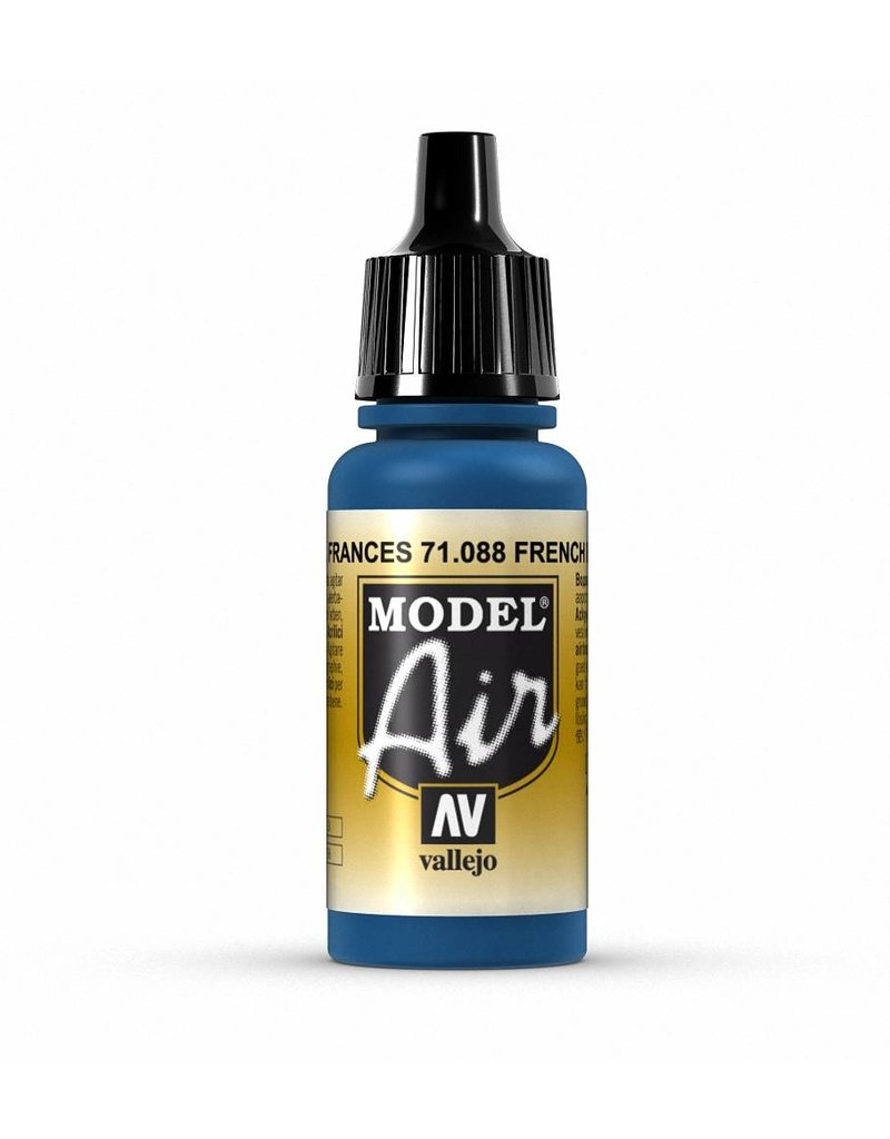 Vallejo Model Air - French Blue 17ml
