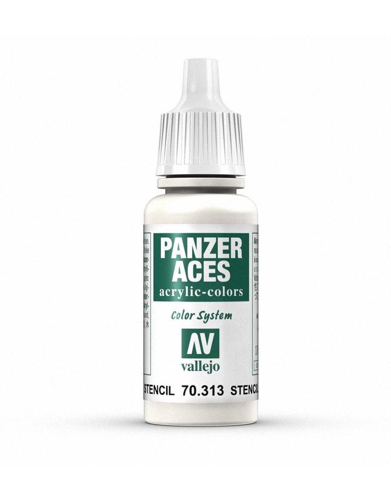 Vallejo Panzer Aces - Stencil 17ml