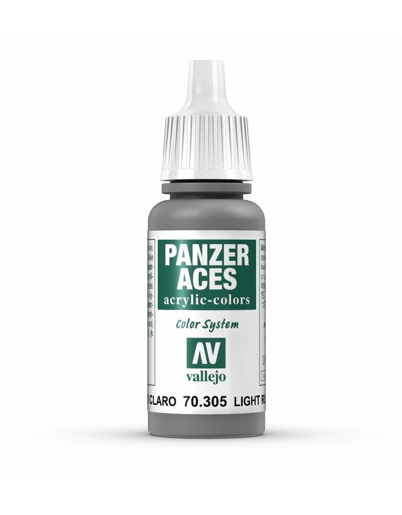 Vallejo Panzer Aces - Light Rubber 17ml