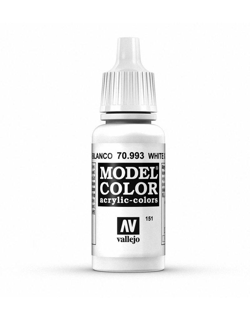 Vallejo Model Color - White Grey 17ml