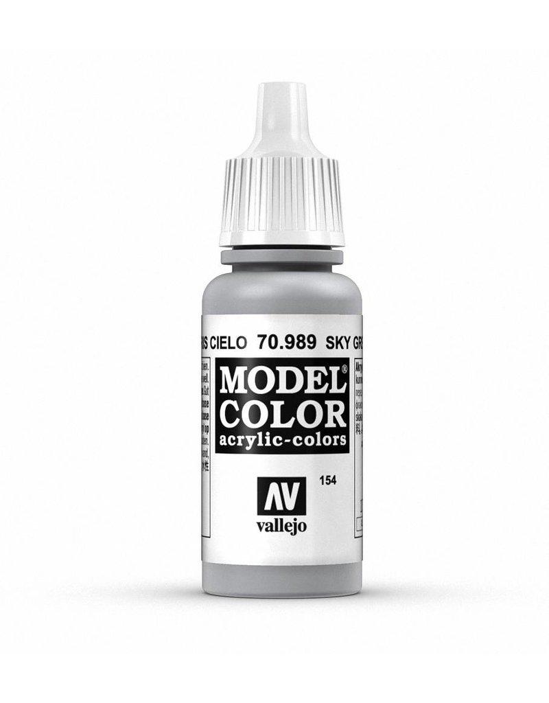 Vallejo Model Color - Sky Grey 17ml