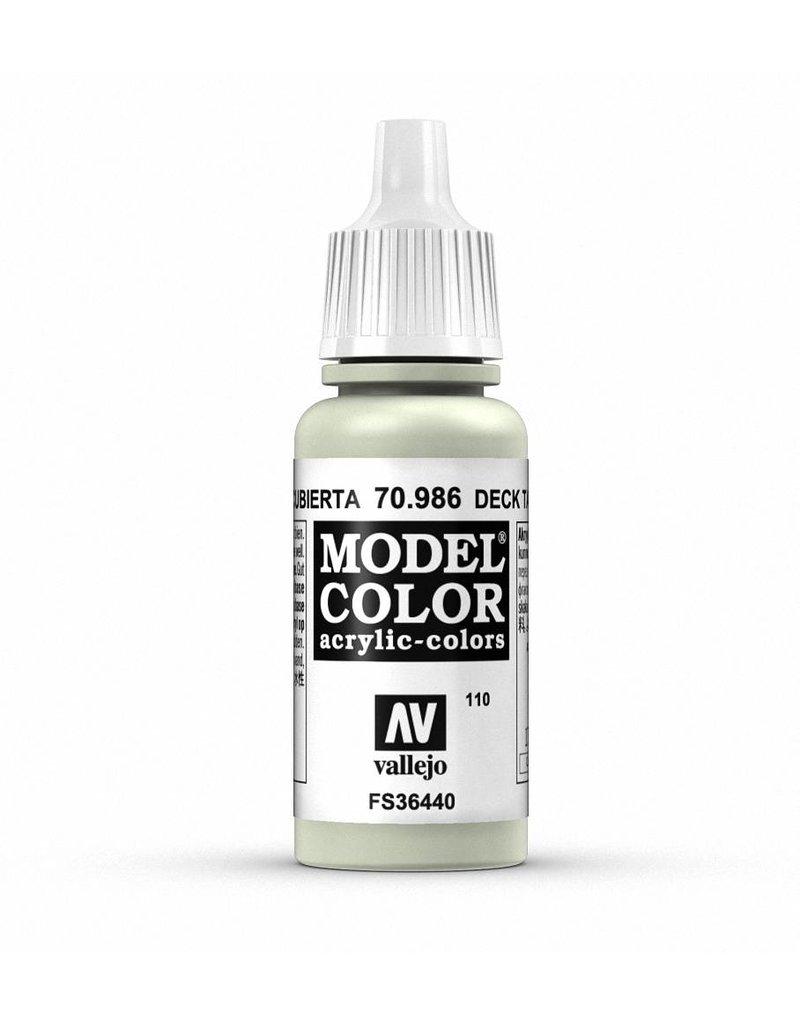 Vallejo Model Color - Deck Tan 17ml
