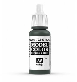 Vallejo Black Green 17ml