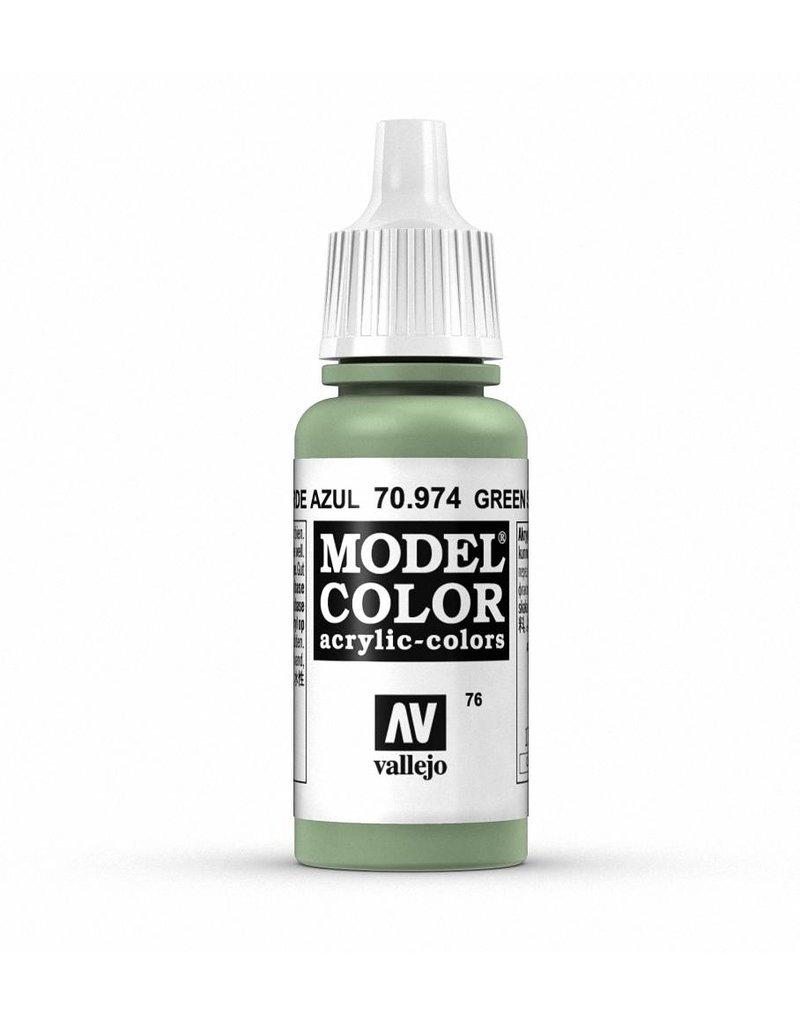Vallejo Model Color - Green Sky 17ml