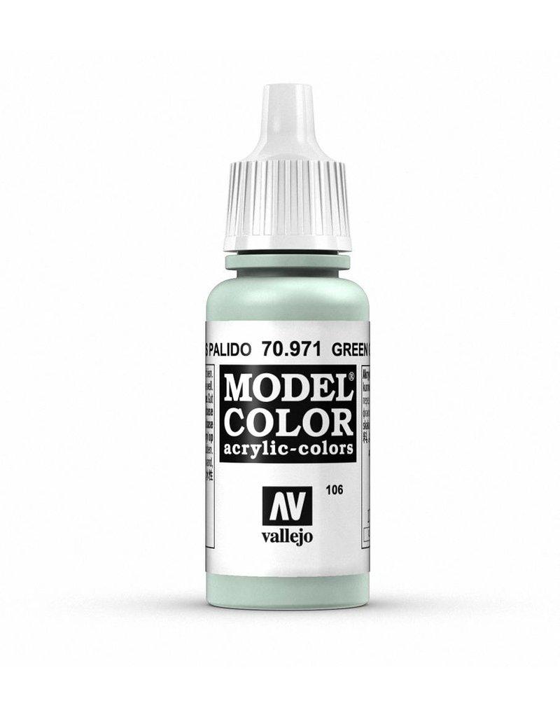 Vallejo Model Color - Grey Green 17ml