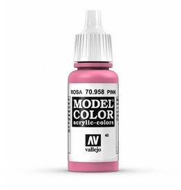 Vallejo Pink 17ml