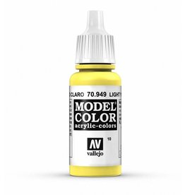 Vallejo Light Yellow 17ml