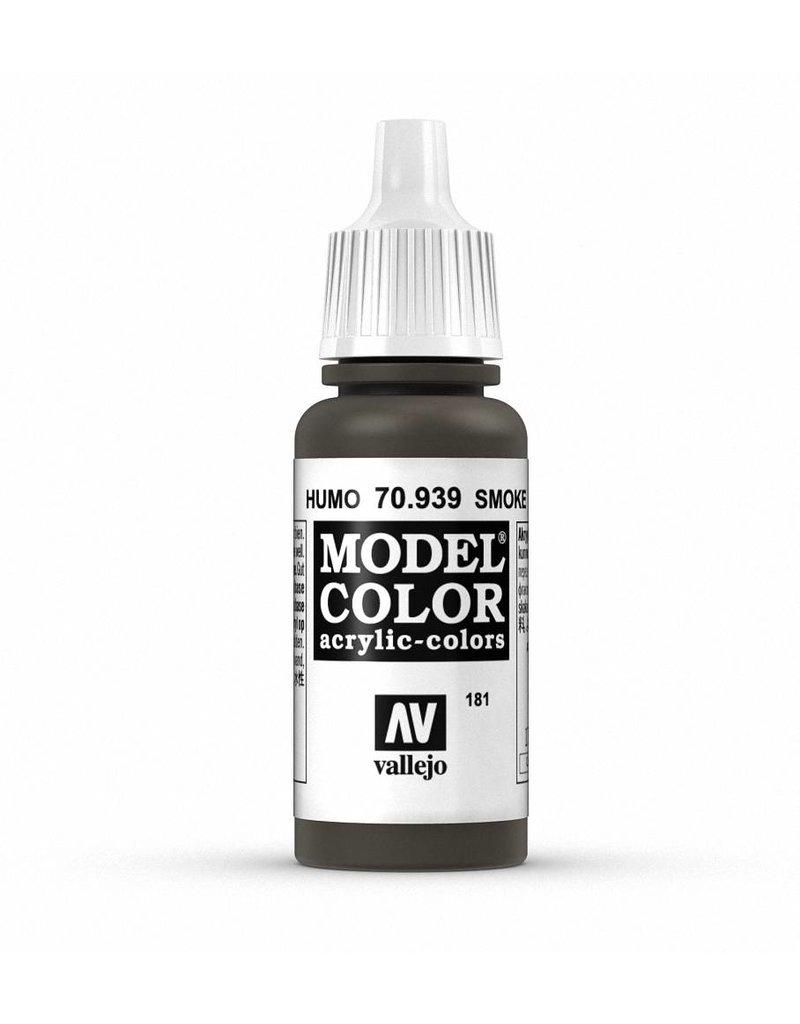 Vallejo Model Color - Smoke 17ml