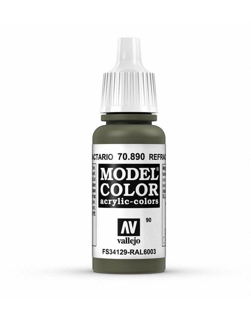 Vallejo Model Color - Reflective Green 17ml