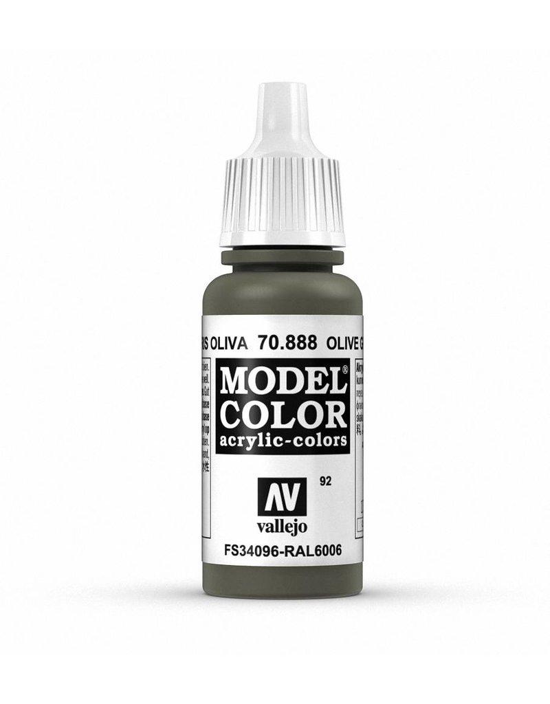 Vallejo Model Color - Olive Grey 17ml
