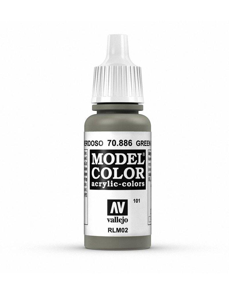 Vallejo Model Color - Green Grey 17ml