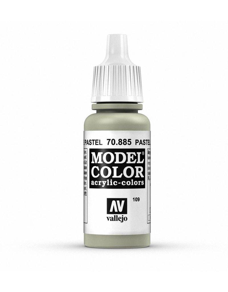 Vallejo Model Color - Pastel Green 17ml