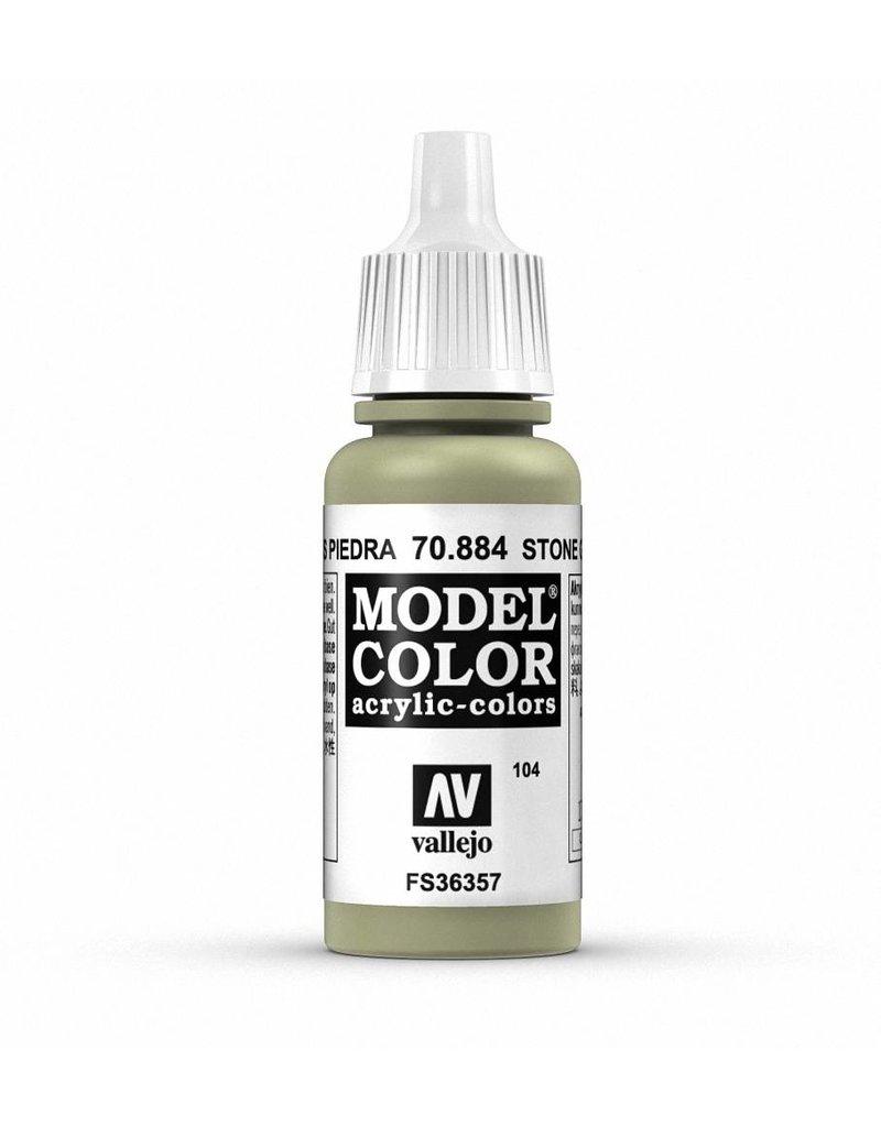 Vallejo Model Color - Stone Grey 17ml