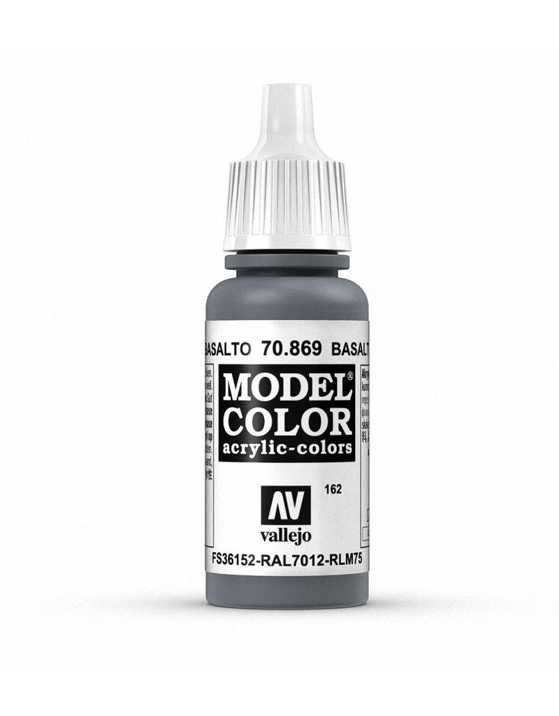 Vallejo Model Color - Basalt Grey 17ml
