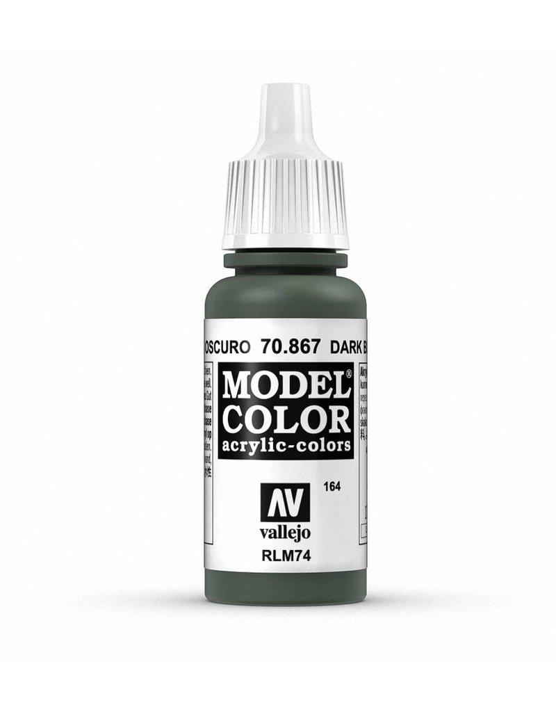 Vallejo Model Color - Dark Blue Grey 17ml