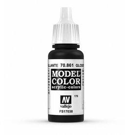 Vallejo Gloss Black 17ml