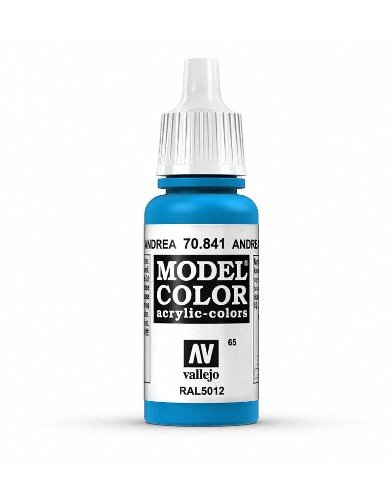 Vallejo Model Color - Andrea Blue 17ml
