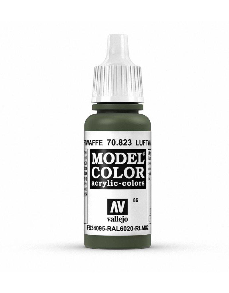 Vallejo Model Color - Luftwaffe Cam Green 17ml