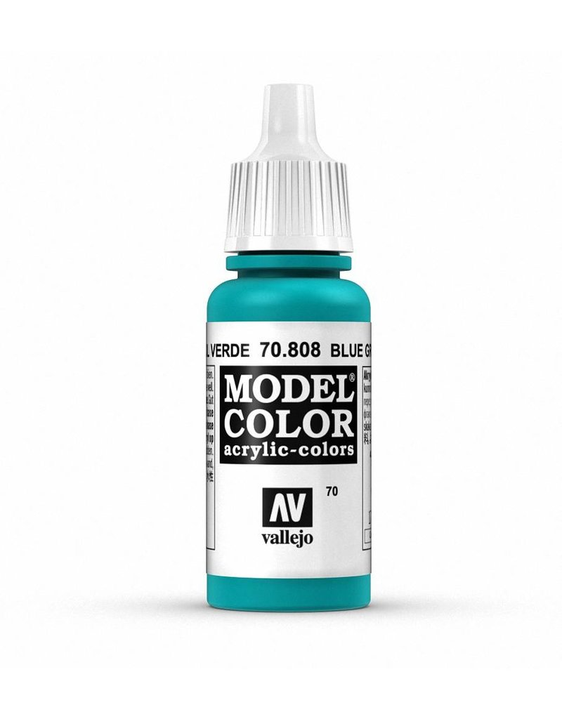 Vallejo Model Color - Blue Green 17ml