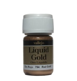 Vallejo Red Gold 35ml