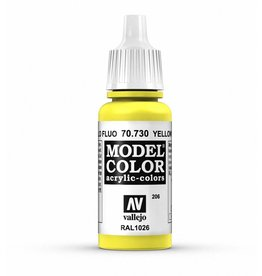 Vallejo Fluorescent Yellow 17ml