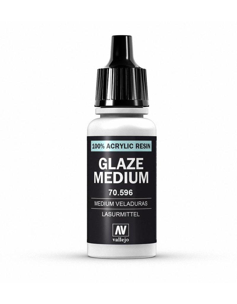 Vallejo Auxiliaries – Glaze Medium 17ml