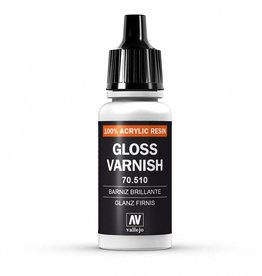 Vallejo Gloss Varnish 17ml