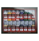 Vallejo Game Color - Intro Paint Set