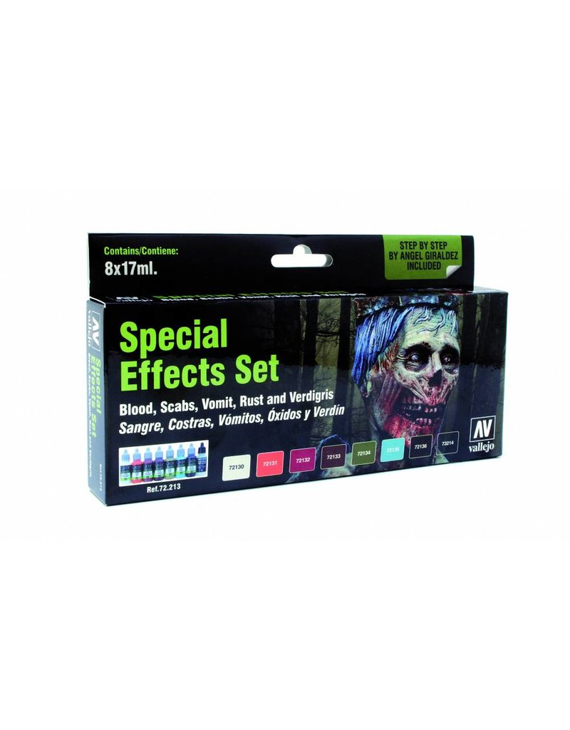 Vallejo Game Color - Special Effects Set