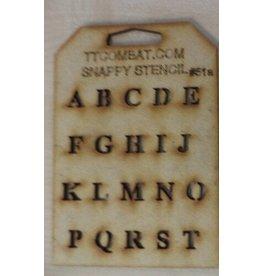 TT COMBAT Old Letters (Letters)