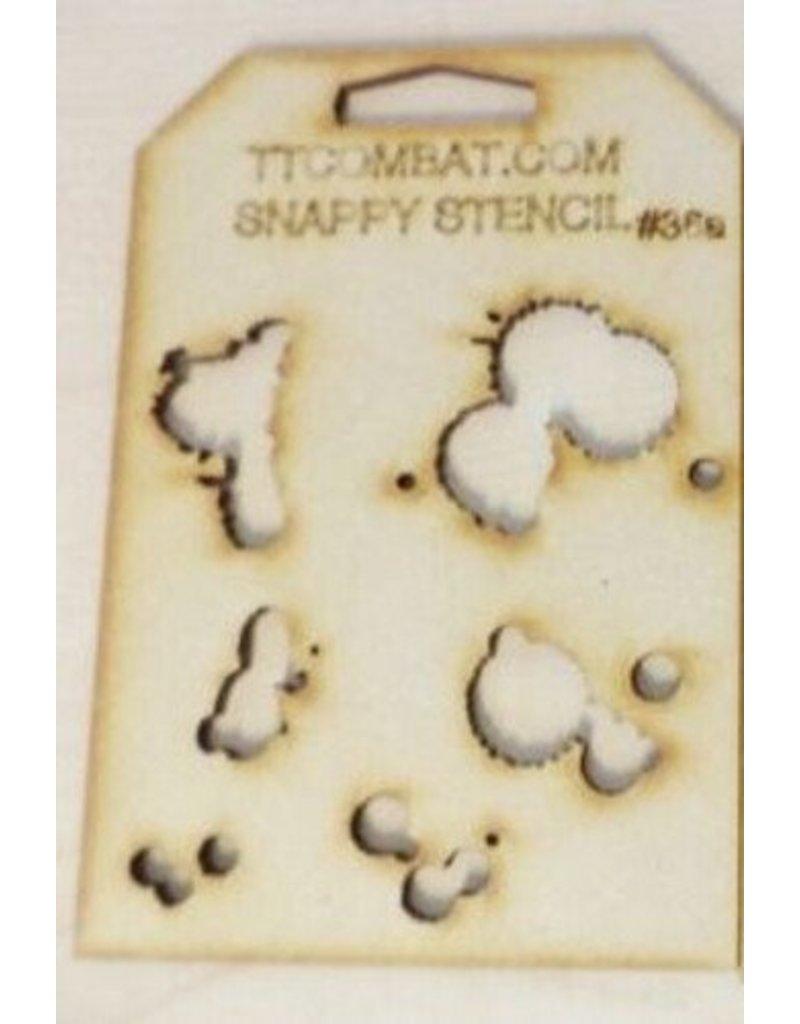 TT COMBAT Blood Drops (Splatter)