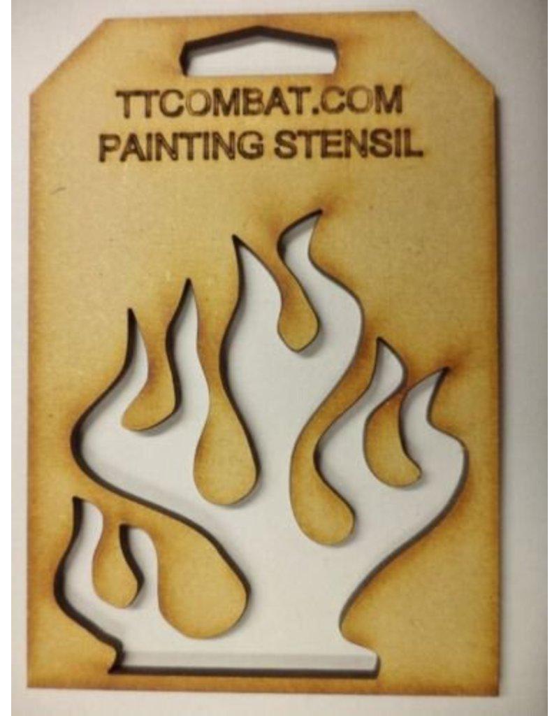 TT COMBAT Flames