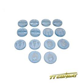 TT COMBAT Fleet Condition Token Set (14)