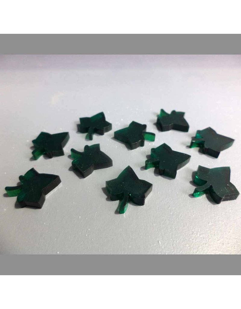 TT COMBAT Wound Markers Green Leaves