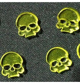 TT COMBAT Yellow Skulls (Translucent)
