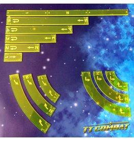TT COMBAT Space-Wing Templates (Helios Yellow)