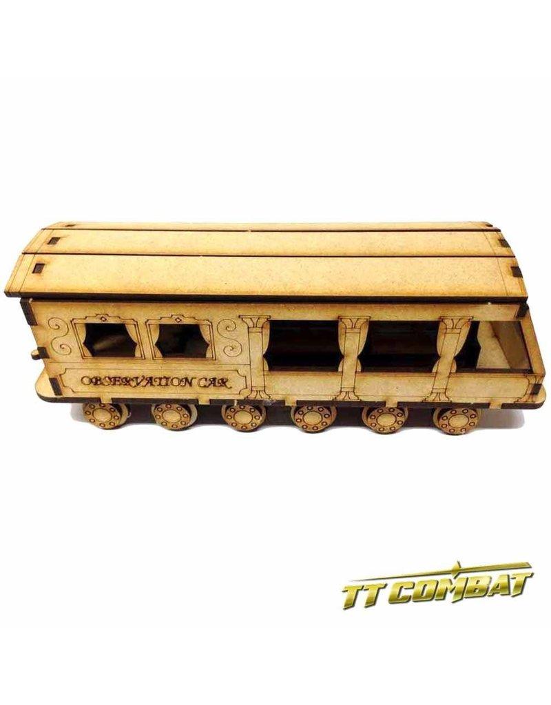 TT COMBAT Observation Car