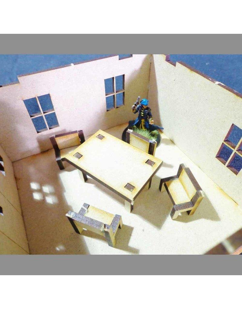 TT COMBAT Small House C