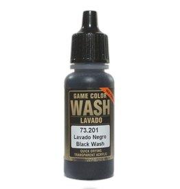 Vallejo Black Wash 17ml
