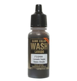 Vallejo Sepia Wash 17ml