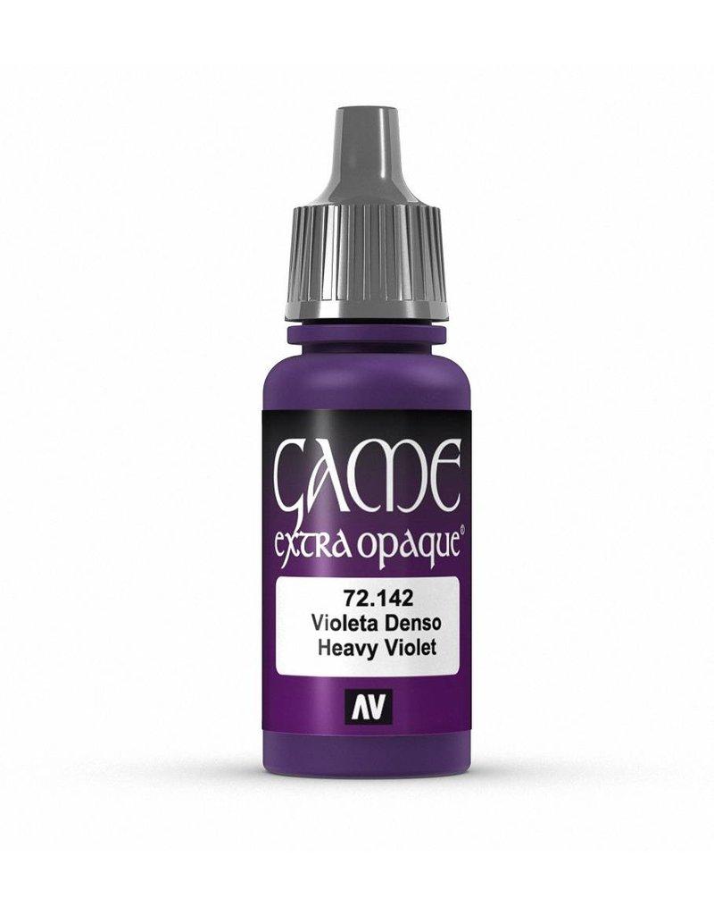 Vallejo Game Color - Heavy Violet 17ml