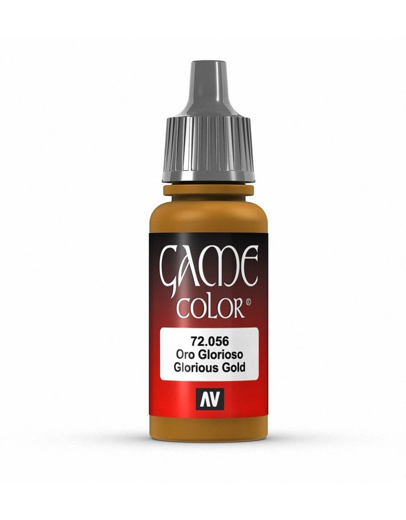 Vallejo Game Color - Glorious Gold 17ml