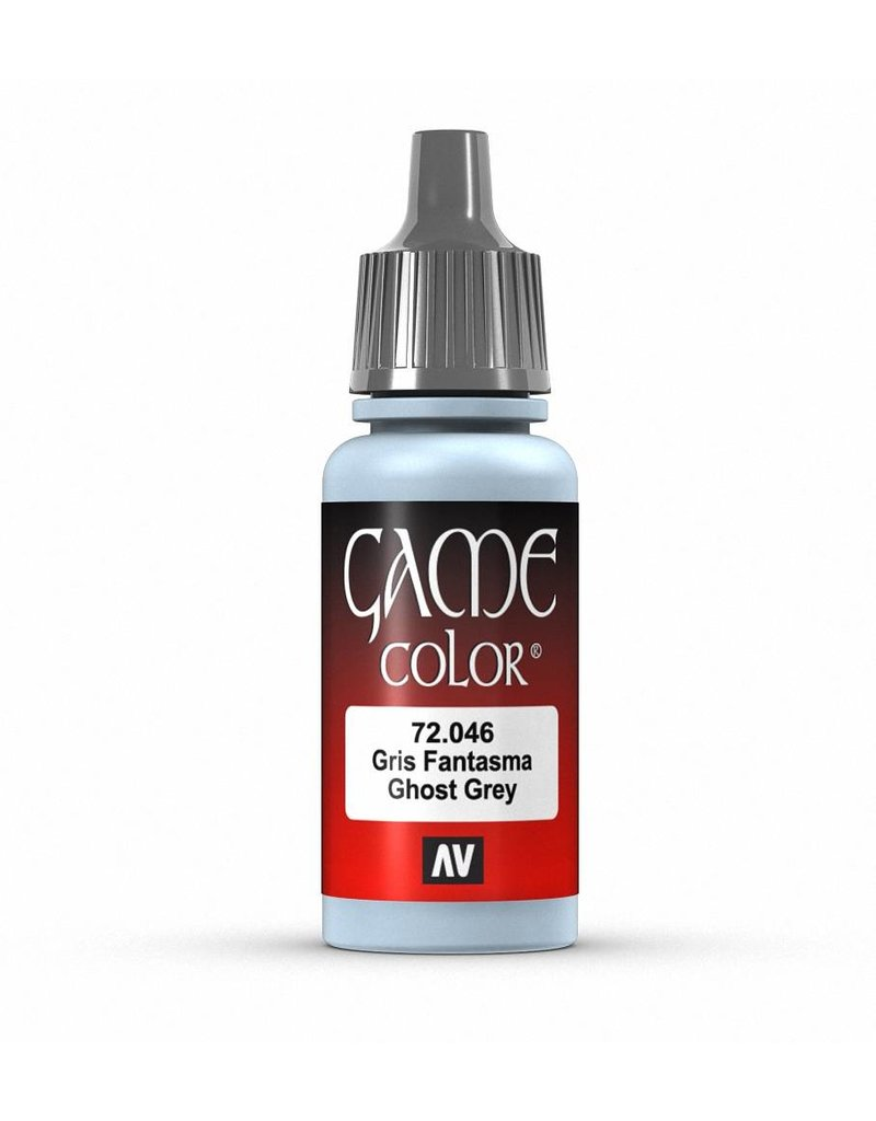 Vallejo Game Color - Ghost Grey 17ml