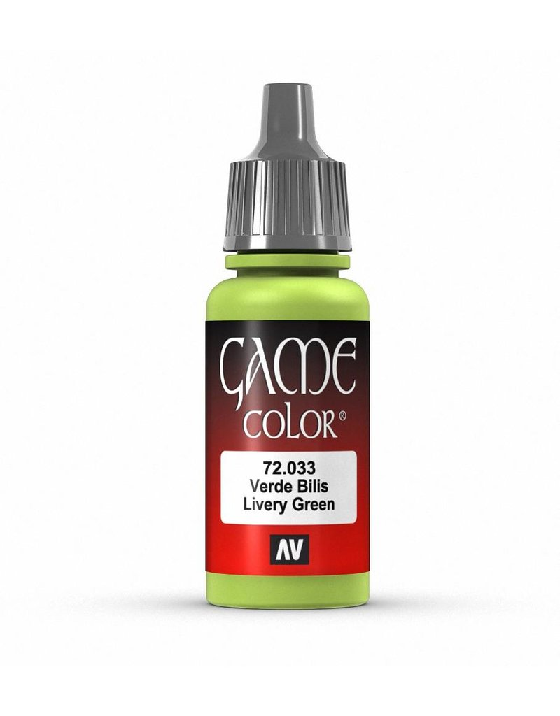 Vallejo Game Color - Livery Green 17ml