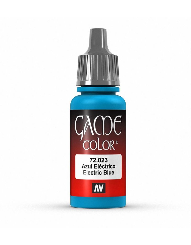 Vallejo Game Color - Electric Blue 17ml