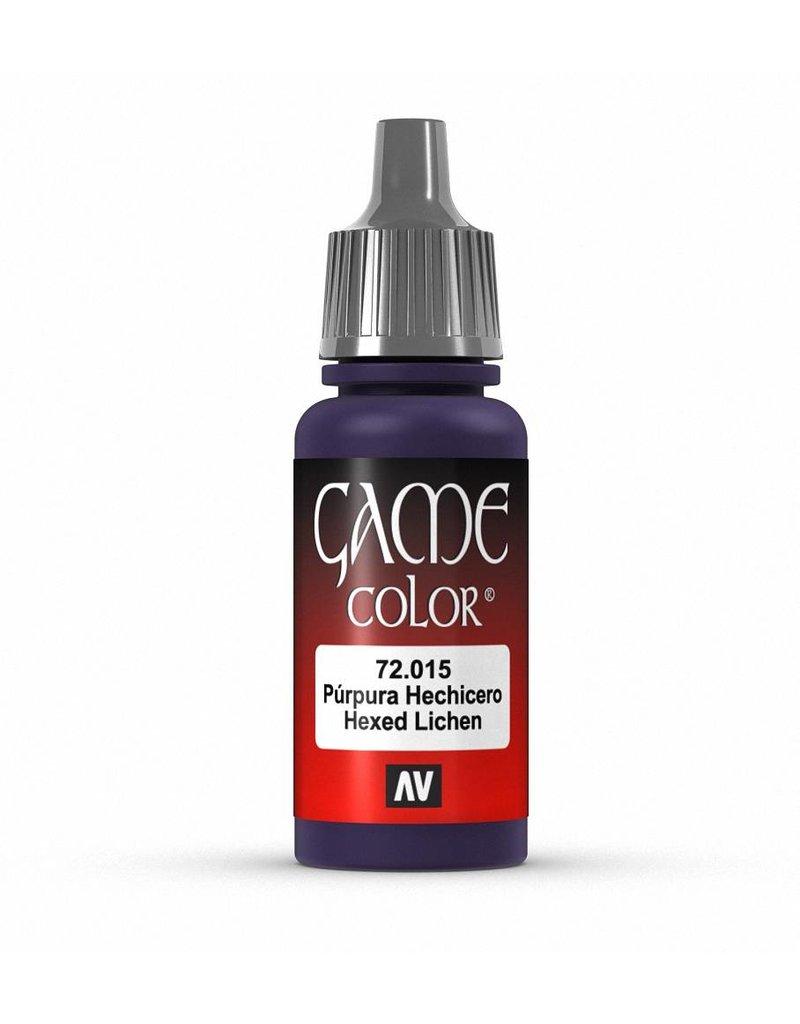 Vallejo Game Color - Hexed Lichen 17ml