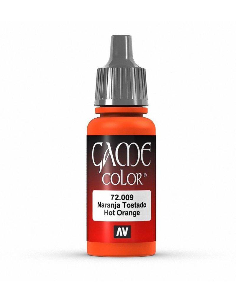 Vallejo Game Color - Hot Orange 17ml