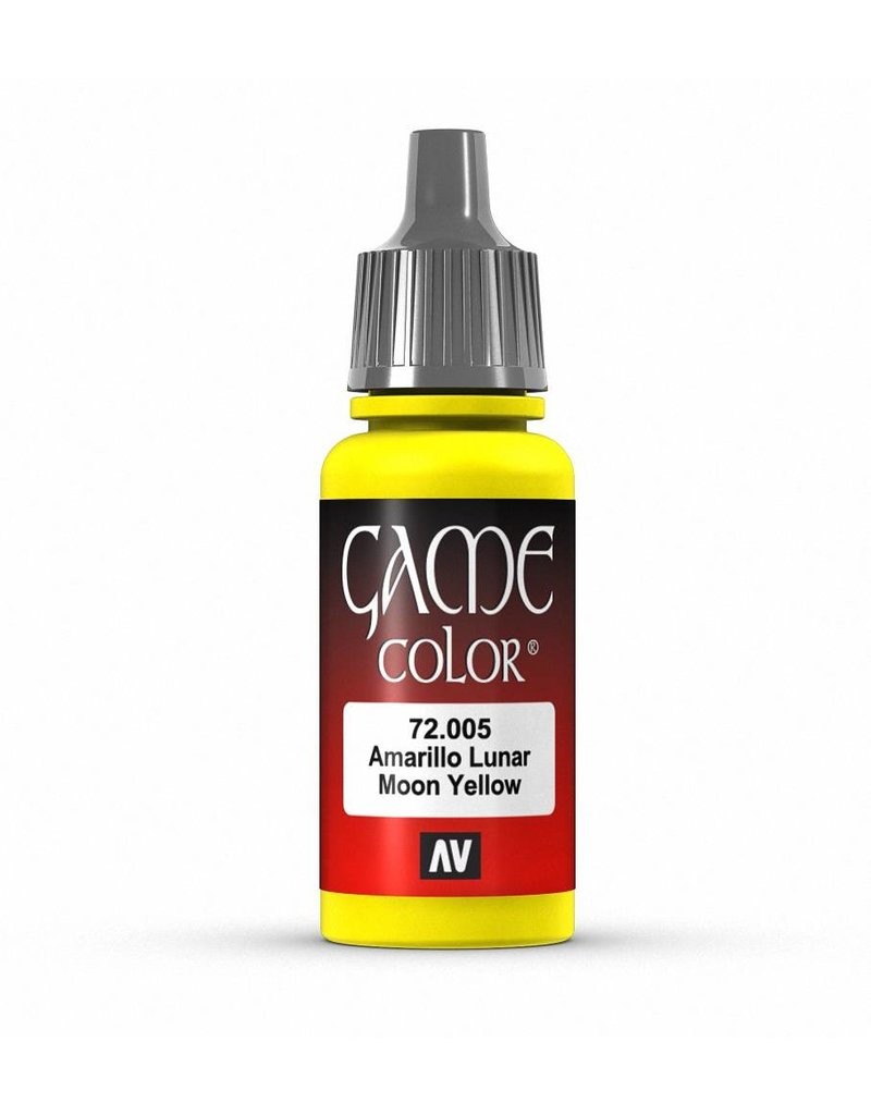 Vallejo Game Color - Moon Yellow 17ml