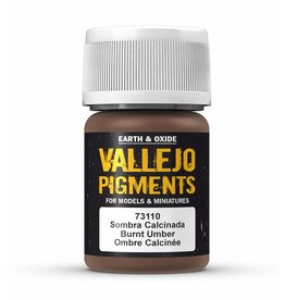 Vallejo Burnt Umber 35ml