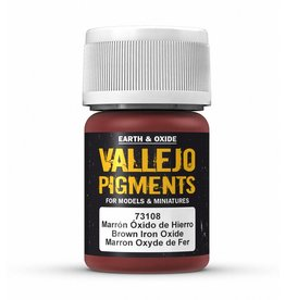 Vallejo Brown Iron Oxide 35ml
